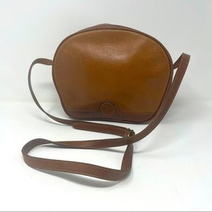 Unisa Woman's Leather Purse Color Brown